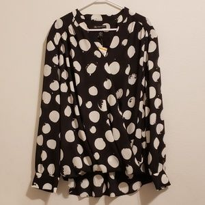 NWT! I.N.C Womens Blouse